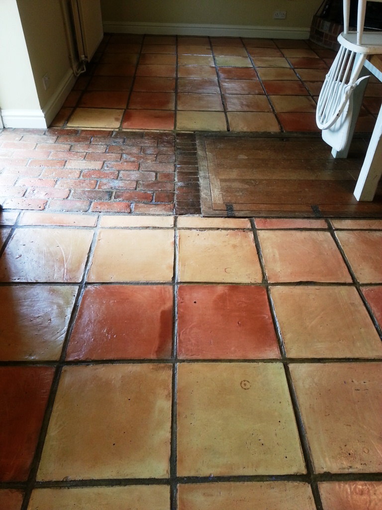 Terracotta Ringmer After Cleaning