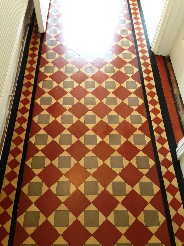Victorian floor tile restoration image collections home flooring restoring victorian floor tiles gallery home flooring design restoring a victorian tiled hallway in brighton east doublecrazyfo Gallery