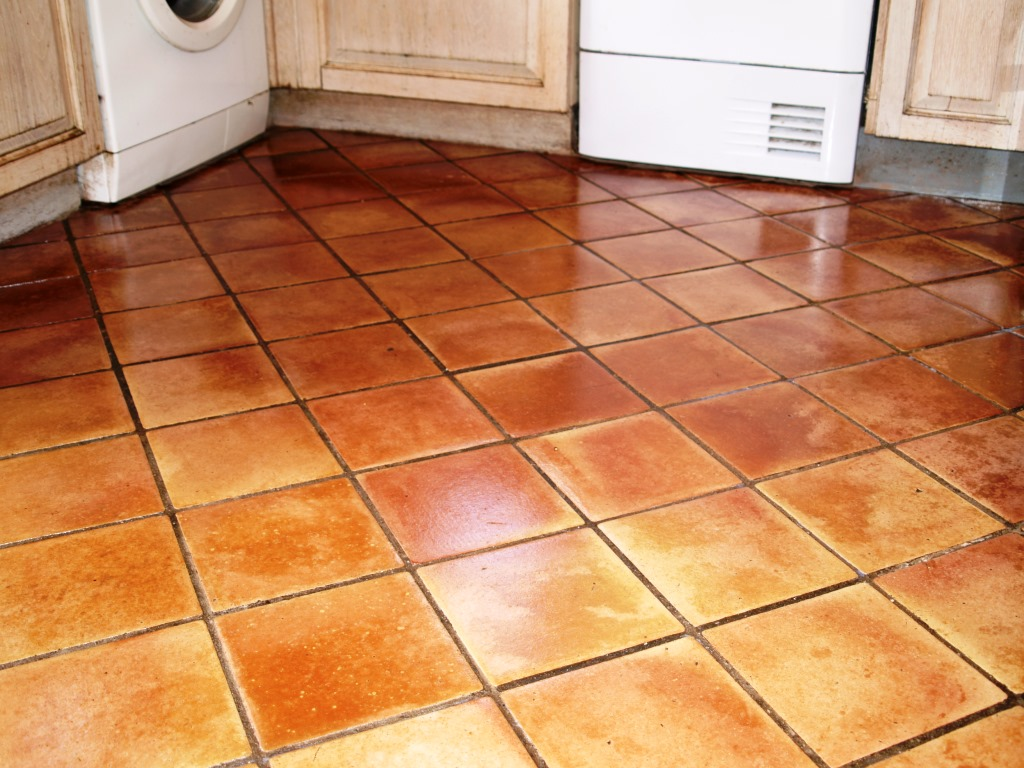Terracotta Floor Tiles Kitchen Tiled Floor East Sussex Tile Doctor