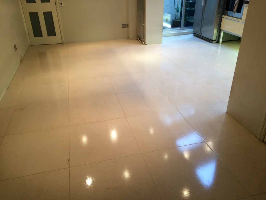 Limestone Flooring Kitchen Maintaining A Limestone Kitchen Floor In Hastings East Sussex