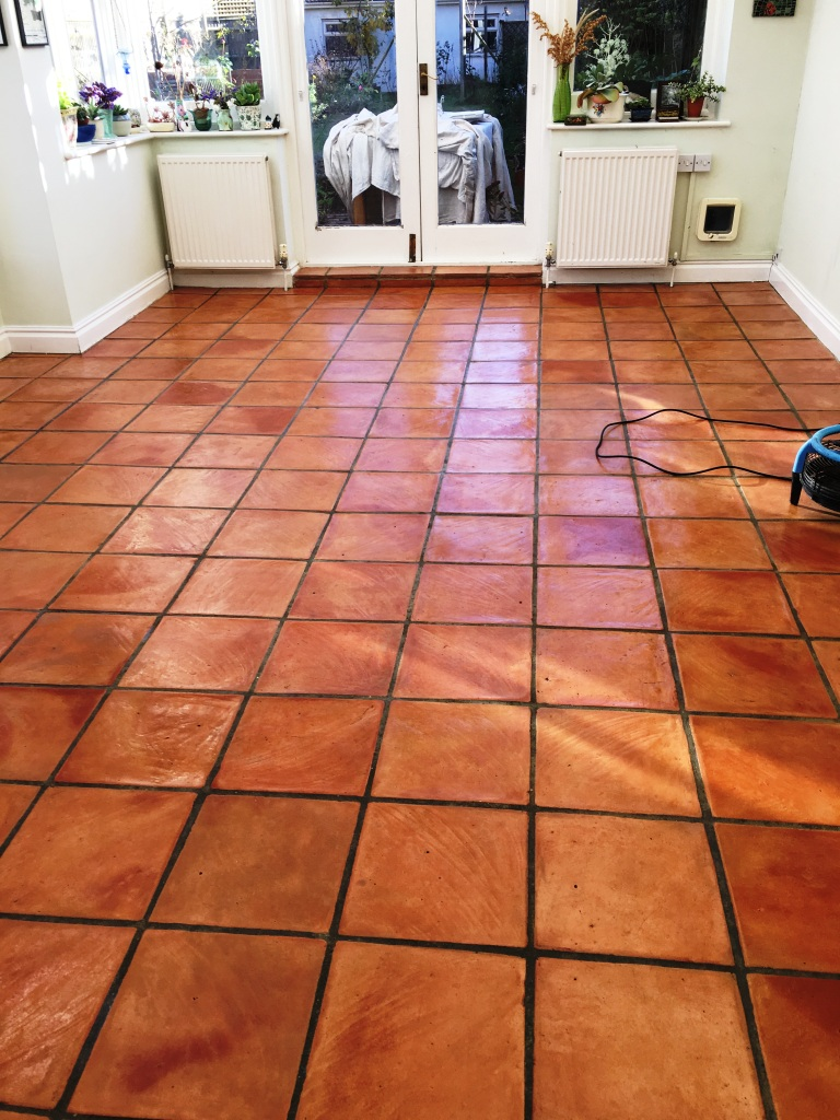 Stone Cleaning And Polishing Tips For Terracotta Floors